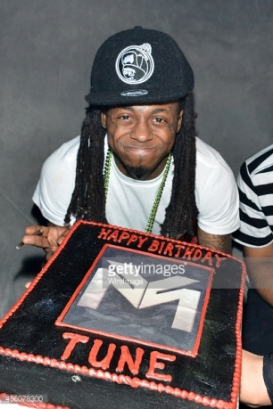 Lil wayne at previous party